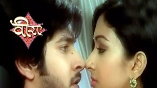 Video Ek Veer Ki Ardas Veera 11th February 2015 Full Episode | Ranvi Romances Gunjan on Valentine's day download MP3, 3GP, MP4, WEBM, AVI, FLV Mei 2017