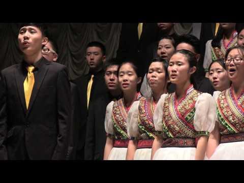 World Choir Games 2016 Champions Concert - Guangdong Experimental High School Choir