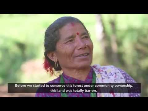 Nepal's Community Forests: IGES Forest Governance e-Learning Series 1