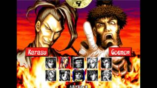 [TAS] Ninja Master's - Karasu