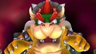 Super Mario Galaxy 2 - 100% Walkthrough Part 13 - Bowser's Gravity Gauntlet
