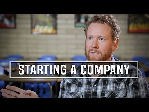 Todd Berger On Starting A Production Company