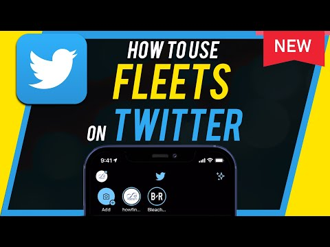 How to Create Twitter Fleets - Disappearing Tweets