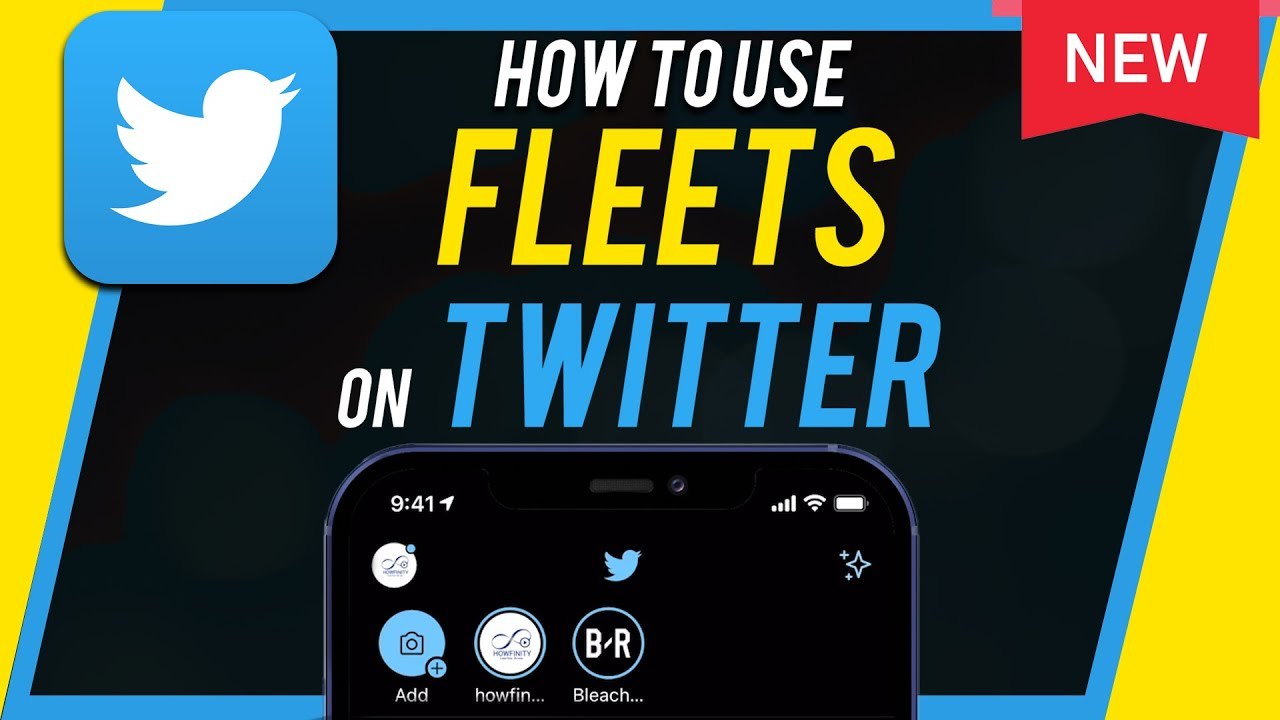Download How to Create Twitter Fleets - Disappearing Tweets