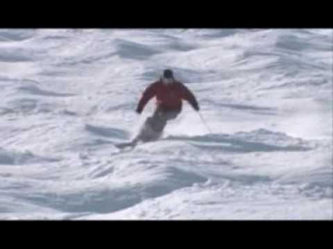 Technical Bumps Moguls Skiing