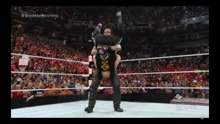 The Undertaker vs Brock Lesnar, Undertaker's  Fake