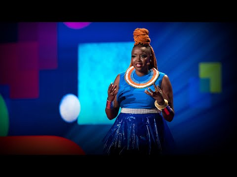 Creativity builds nations   Muthoni Drummer Queen