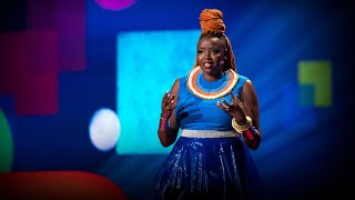 Creativity builds nations | Muthoni Drummer Queen