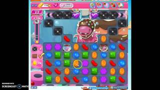 Candy Crush Level 2558 help w/audio tips, hints, tricks