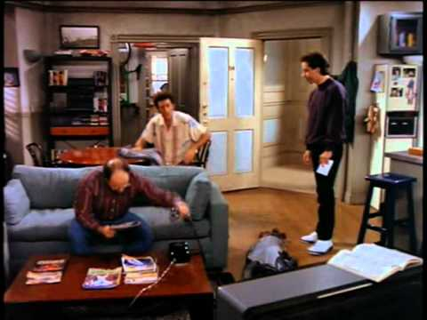 Seinfeld Bloopers Season 5