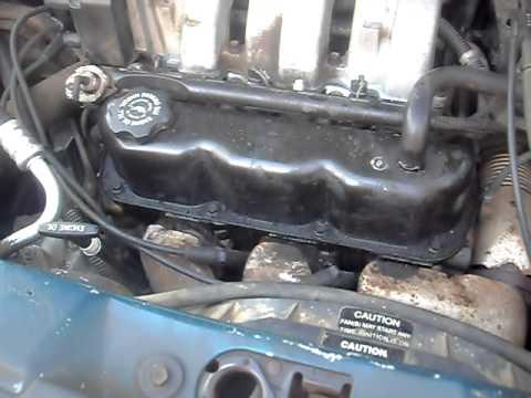 Fallas Con Motor 3 3 Caravan 95 Youtube