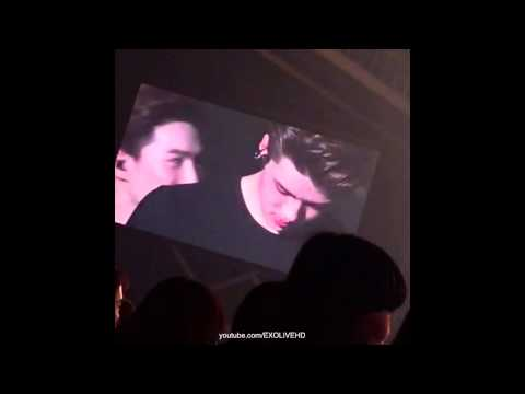 [Fancam] 150307 EXO Members Crying at The EXO'luXion in Seoul