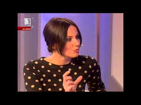 Maxim Behar on Maria Sylvester's Show on Bulgarian National TV