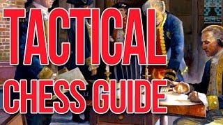 Tactical Chess Guide! - GM Damian Lemos (EMPIRE CHESS)