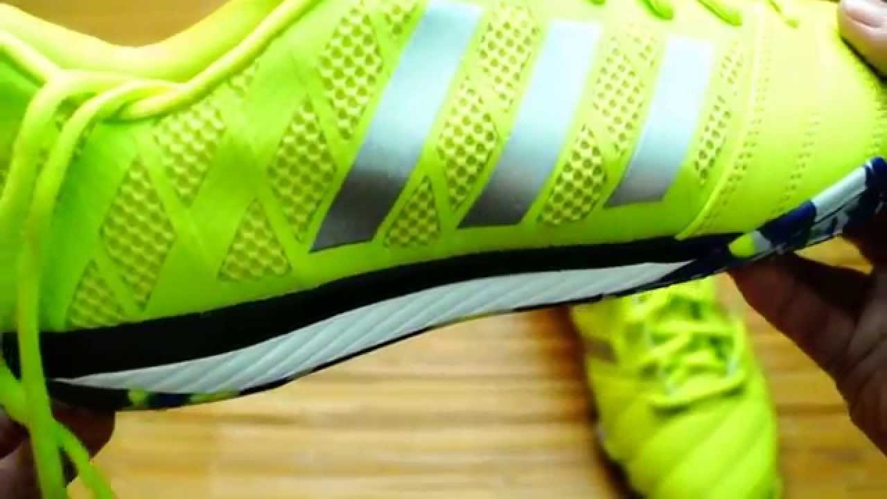 91c654eeb Adidas Top Sala FreeFootball - Unboxing - YouTube