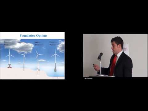Dr. Paul Doherty - Geotechnical challenges for offshore wind farm developments