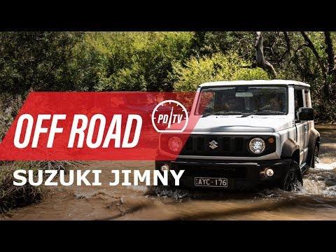 2019 Suzuki Jimny: Off-road Testing At Melbourne 4x4 Proving Ground