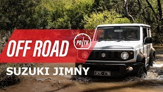 2019 Suzuki Jimny: Off-road testing at Melbourne 4x4 Proving Ground