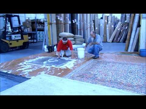 Rug Washing video 11 28 13