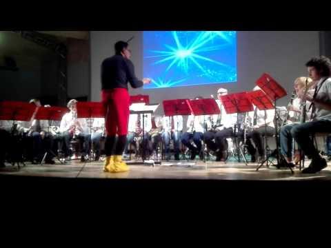 Corpo Musicale Cittadino Cerro Maggiore  - Banda Cartoons ( Goldrake )