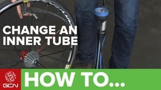 How To Change A Bicycle Inner Tube
