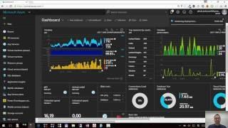 Azure Portal Tips & Tricks - 20. Creating MEAN Stack Ready Linux VM
