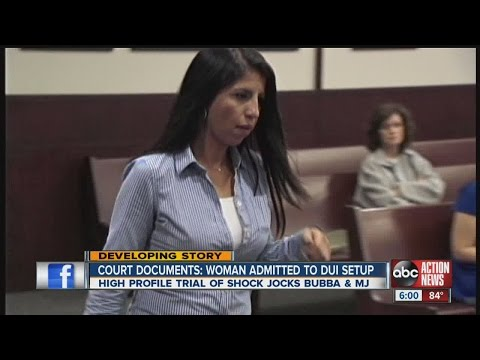 Court documents: Woman admitted to DUI...