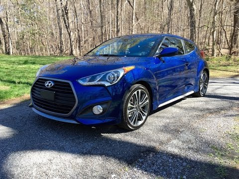 2016 Hyundai Veloster R Spec Redline Review Youtube