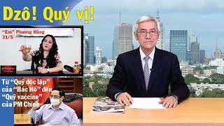 3/6: Thủ tướng VN ăn mày dân! Nguyễn Phương Hằng, ai dẫm đạp Em? Danh hiệu cho nữ Đại tá Mỹ gốc Việt