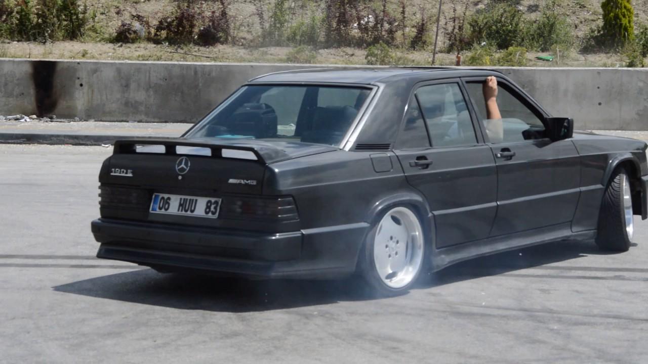 Mercedes 190 Amg : mercedes w201 190 e 2 3 amg youtube ~ Nature-et-papiers.com Idées de Décoration