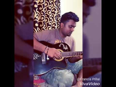MANMARZIYAN.... ROCK ON2..... GUITAR COVER.... beautiful song must listen