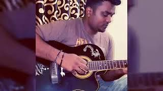 MANMARZIYAN.... ROCK ON2..... GUITAR COVER.... beautiful song must listen
