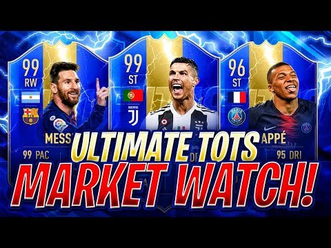THE MARKET IS CRASHING! ULTIMATE TOTS MARKET WATCH! FIFA 19 Ultimate Team