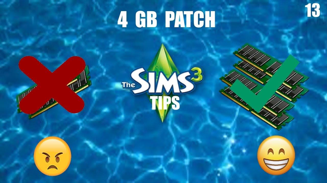 sims 4 gb