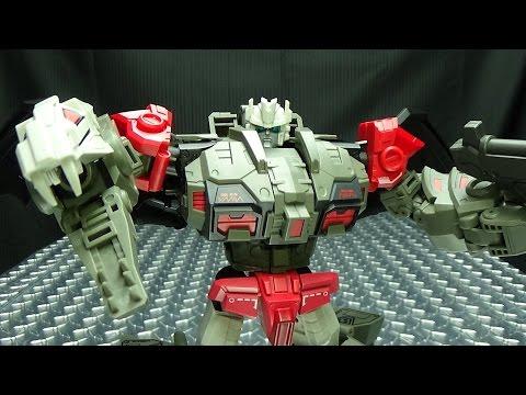 Fans Hobby FEILONG (Masterpiece Doublecross): EmGo's Transformers Reviews N' Stuff