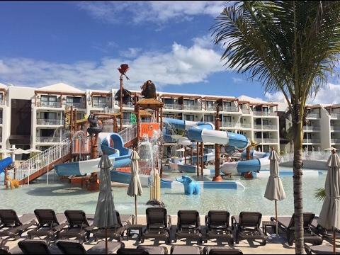 Ocean Riviera Paradise Hotel Just Opened Dec 2016 Youtube