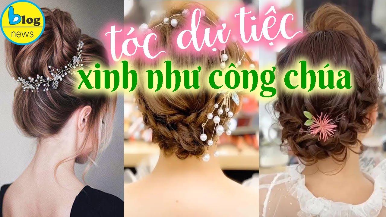 Top 18 kiểu tóc dự tiệc vừa đẹp, vừa sang mặt ai cũng hợp | Tóm tắt những nội dung liên quan tóc đẹp đi đám cưới đúng nhất