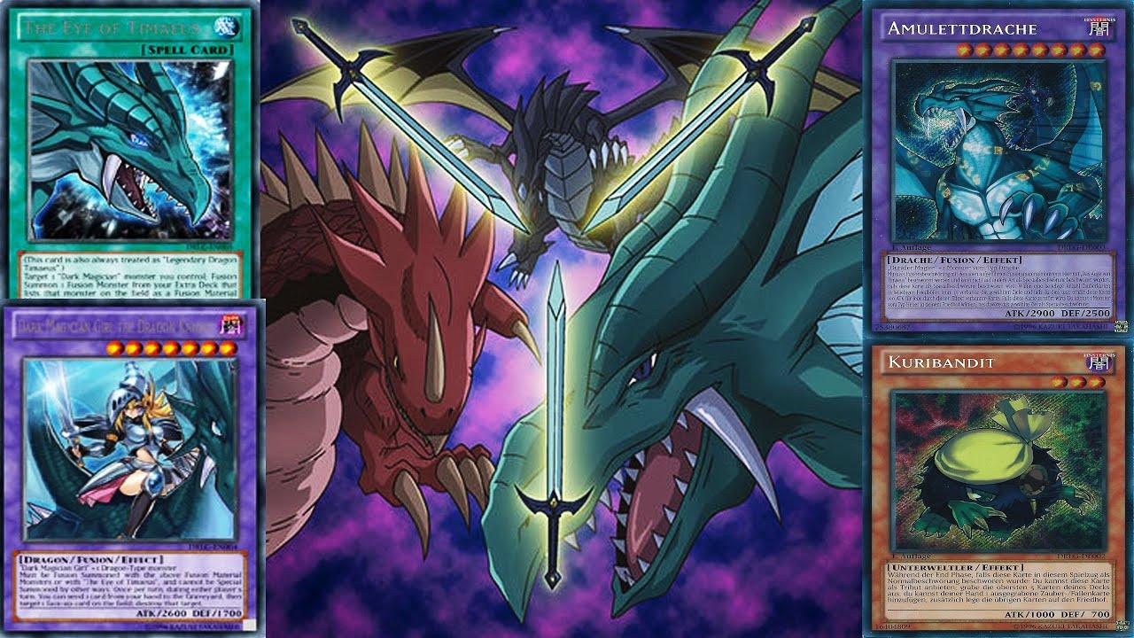 Yugioh News - Dragons of Legend - Legend of Heart & More ...