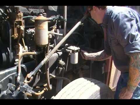 Pretrip    inspection    walk around CDL Part 2  YouTube