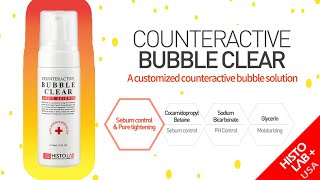 Counteractive Bubble Clear