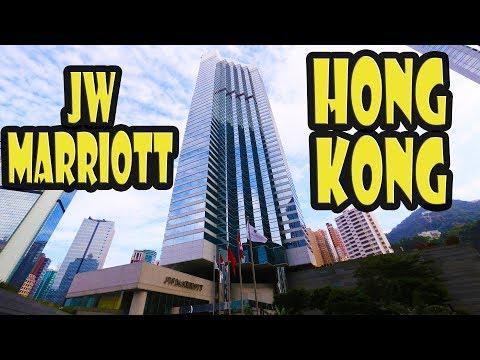 JW Marriott Hong Kong DETAILED Hotel Review