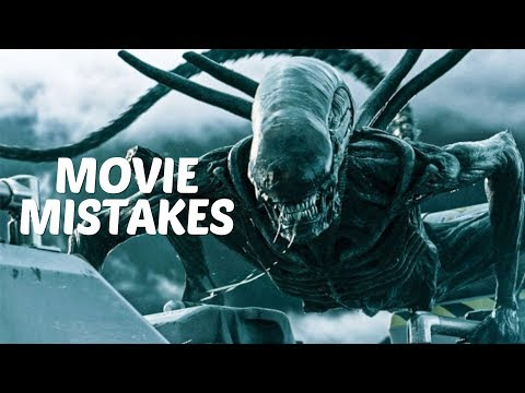 Alien: Covenant Movie Mistakes You Missed | Alien Goofs