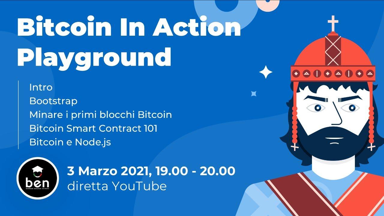 intro di bitcoin)