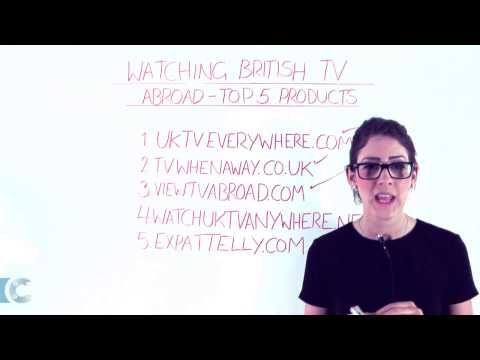 How To Watch UK TV Abroad