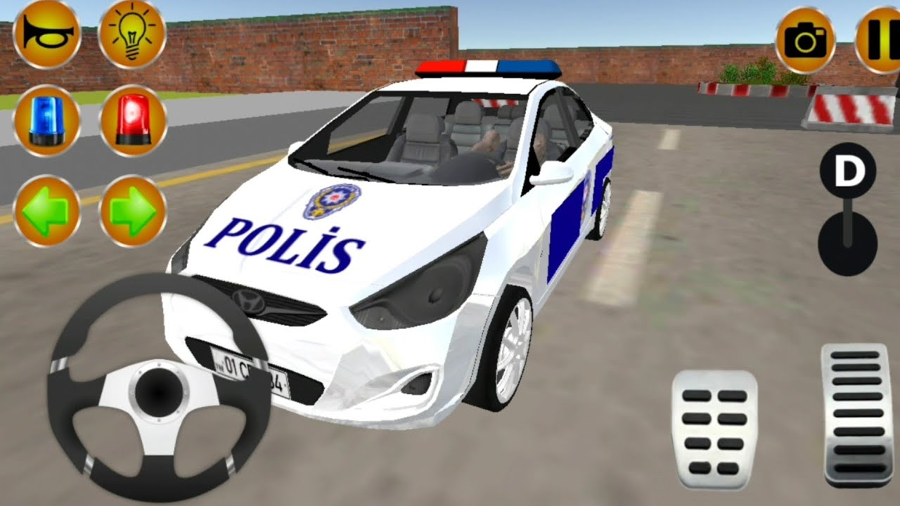 City Police Game Simulator 3D Android Gameplay