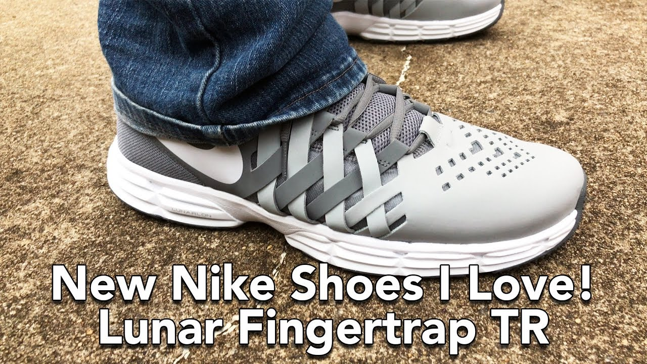 nike lunar fingertrap