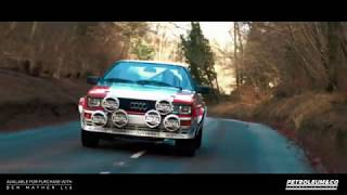A Tour of the Cotswolds | 1981 Audi Quattro Ex Works