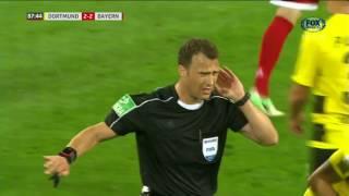 GOL: Borussia Dortmund 2-2 Bayern Munich