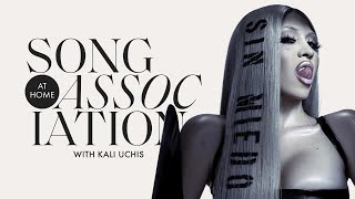 Kali Uchis Sings Gwen Stefani, Billie Holiday, and