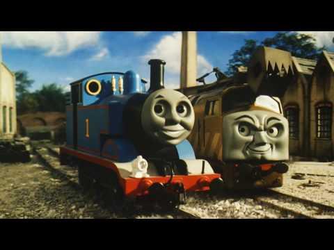 Thomas and the Magic Railroad - 35mm Teaser Trailer (HD)